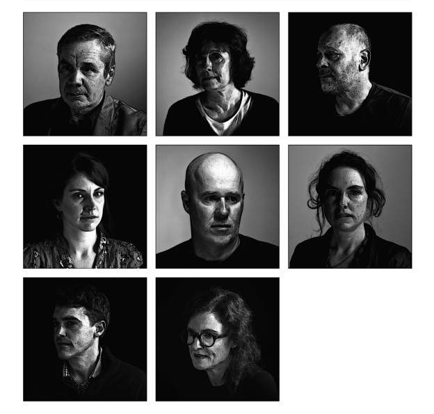 Australia's top 8 thinkers, the Scared Scientists.