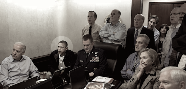 the-famous-photo-inside-the-situation-room-during-the-osama-bin-laden-raid-is-immortalized-on-his-facebook-timeline 2 copy